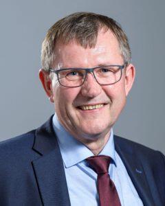 Borgmester i Ringkøbing-Skjern Kommune Hans Østergaard