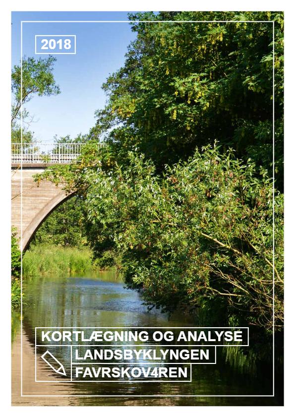 Kortlægning og analyse – Landsbyklyngen Favrskov4ren