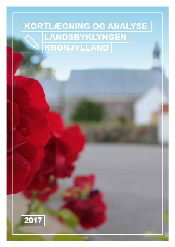 Kortlægning og analyse – Landsbyklyngen Kronjylland