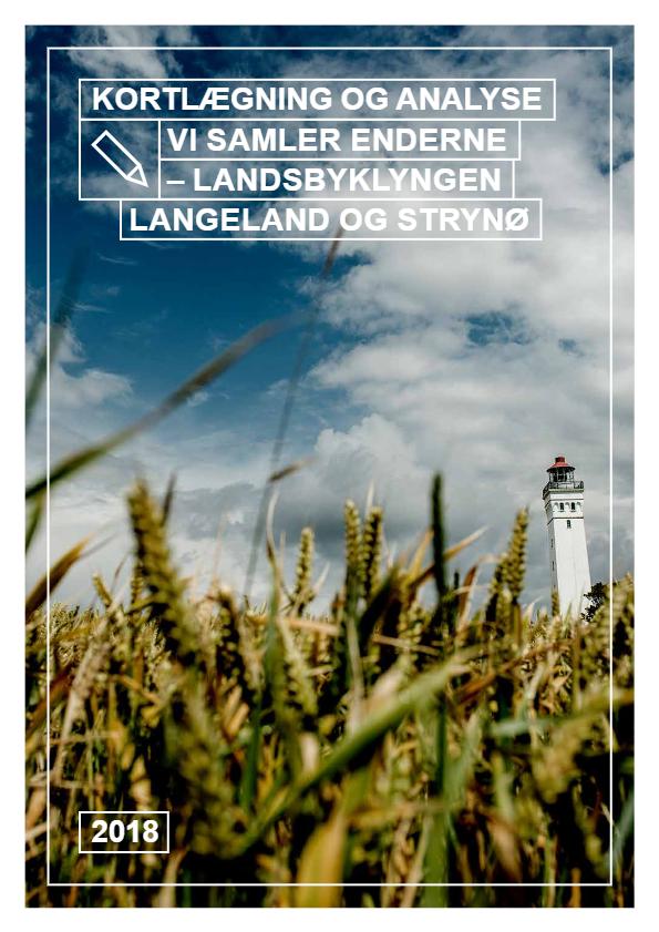 Kortlægning og analyse – Landsbyklyngen Langeland og Strynø