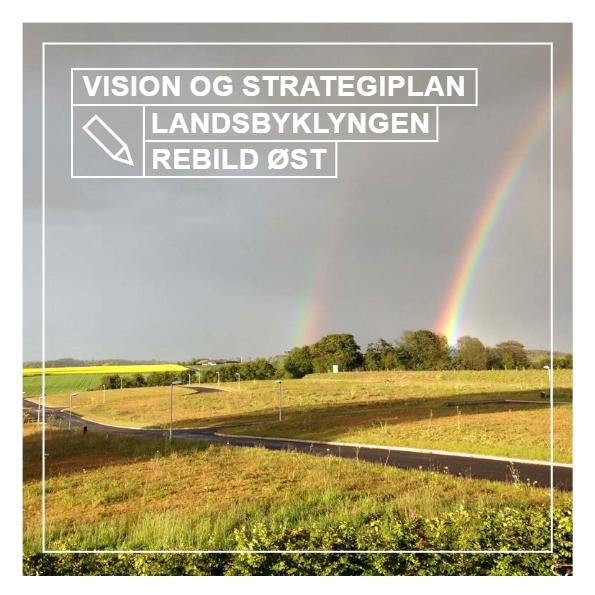 Vision og Strategiplan for Landsbyklyngen Rebild Øst