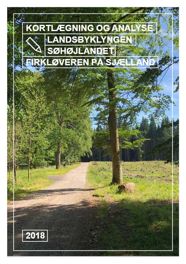 Kortlægning og analyse – Landsbyklyngen Søhøjlandet Firekløveren på Sjælland