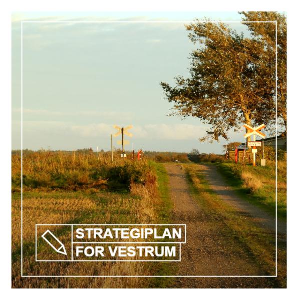 Strategiplan for Vestrum