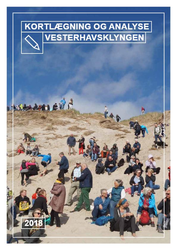 Kortlægning og analyse – Vesterhavsklyngen