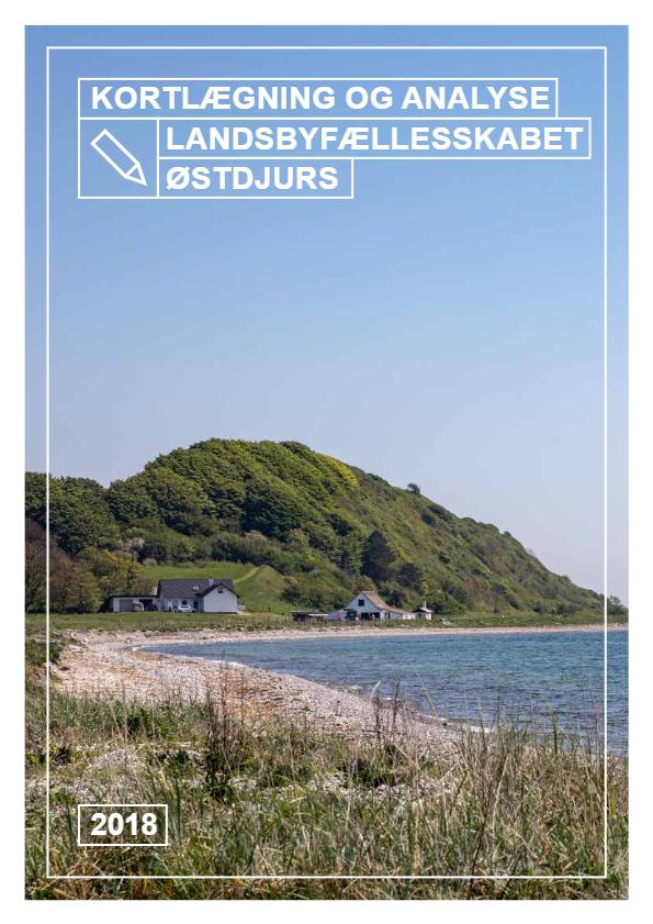 Kortlægning og analyse – Landsbyklyngen Østdjurs