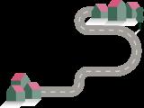 To_landsbyer
